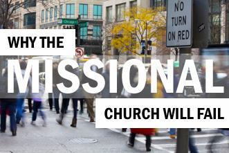 missional church failure