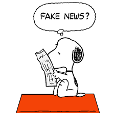 fake news peanuts