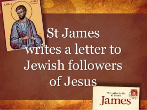 James letter of